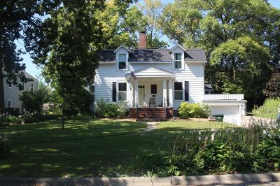 Hutchinson Single Family Home Contingent: 12 Grove Street NW