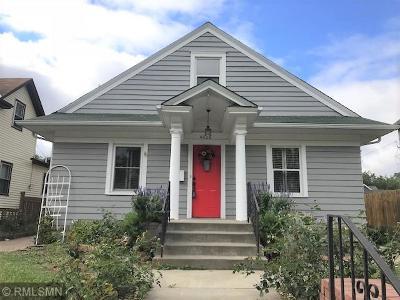 Minneapolis Single Family Home For Sale: 4026 Clinton Avenue