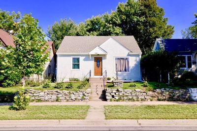 Saint Paul Single Family Home For Sale: 1861 Maryland Avenue E