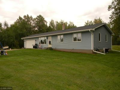 Mille Lacs County Single Family Home For Sale: 13497 340th Street