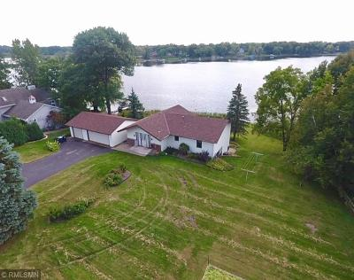 Chisago County Single Family Home Contingent: 25516 E Comfort Drive