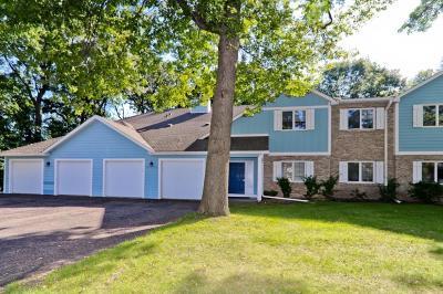 Shoreview Condo/Townhouse For Sale: 140 Galtier Place