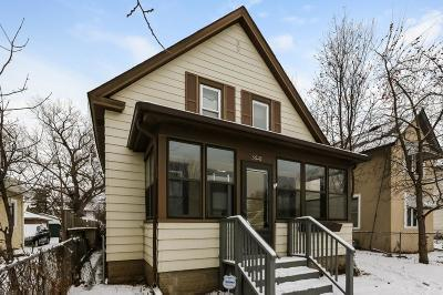 Minneapolis Single Family Home For Sale: 3618 Bryant Avenue N