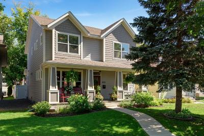 Minneapolis Single Family Home For Sale: 5031 Drew Avenue S