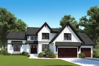 Mahtomedi Single Family Home For Sale: 410 Emerald Lane
