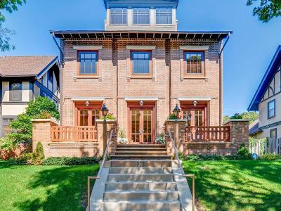 Saint Paul Single Family Home For Sale: 777 Linwood Avenue