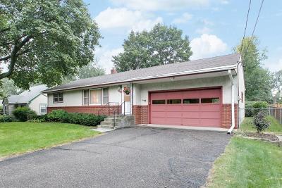 Roseville Single Family Home For Sale: 574 Shryer Avenue W