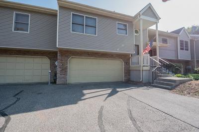 Condo/Townhouse For Sale: 7307 Bren Lane