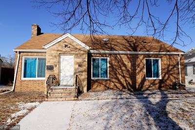 Saint Paul Single Family Home For Sale: 887 Orange Avenue E