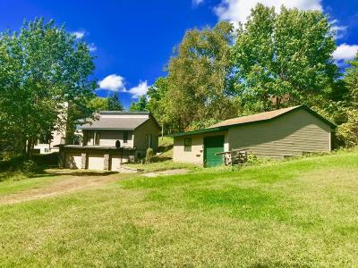 Menomonie Single Family Home For Sale: E4902 County Road C