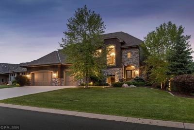 Eden Prairie Single Family Home For Sale: 10635 Sonoma Ridge