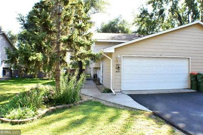 Coon Rapids Single Family Home Contingent: 2738 111th Avenue NW