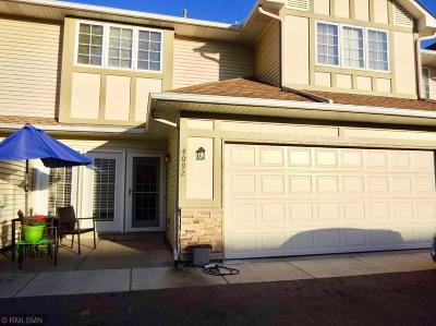 Eagan Condo/Townhouse For Sale: 4092 Meadowlark Curve