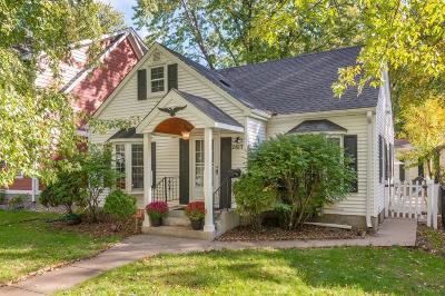 Saint Louis Park Single Family Home For Sale: 2817 Jersey Avenue S