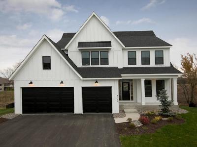 Plymouth Single Family Home For Sale: 6130 Ranier Lane N