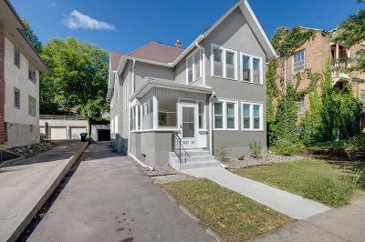 Minneapolis Multi Family Home For Sale: 3432 Girard Avenue S