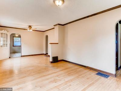Minneapolis Single Family Home For Sale: 3106 Lincoln Street NE