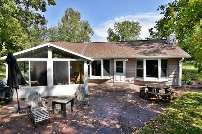 Single Family Home For Sale: 20525 Round Lake Road