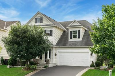 Chaska Single Family Home For Sale: 2263 Clover Field Drive