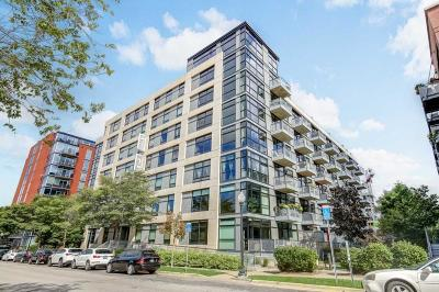 Condo/Townhouse For Sale: 720 N 4th Street #513