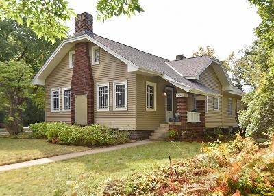 Saint Paul Single Family Home For Sale: 1284 Portland Avenue