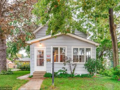 South Saint Paul Single Family Home Contingent: 645 12th Avenue N