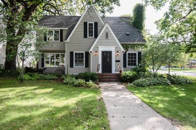 Saint Louis Park Single Family Home For Sale: 4261 Browndale Avenue