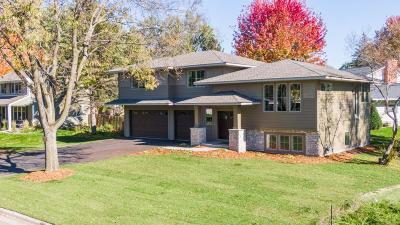 Golden Valley Single Family Home For Sale: 3020 Scott Avenue N