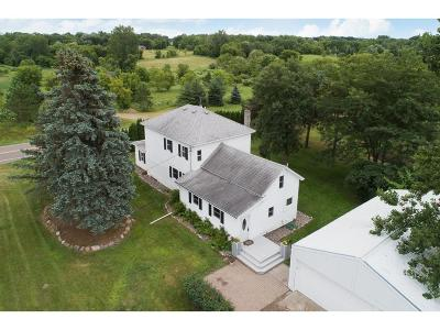 Anoka Single Family Home For Sale: 19946 Cleary Road NW