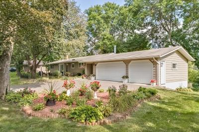 Vadnais Heights Single Family Home Contingent: 114 Suzanne Court