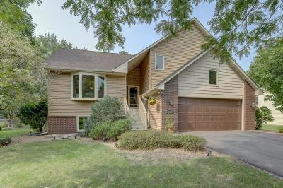 Andover Single Family Home For Sale: 13868 Woodbine Street NW