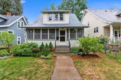 Saint Paul Single Family Home For Sale: 1376 Portland Avenue
