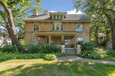 Single Family Home For Sale: 4889 E Lake Harriet Boulevard