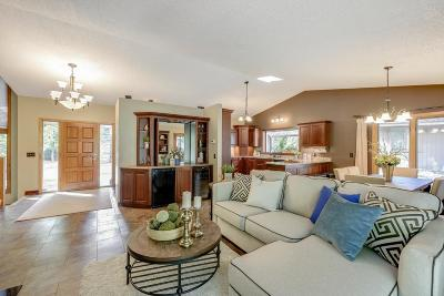 Eden Prairie Single Family Home For Sale: 6903 Woodland Drive