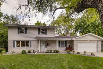 Bloomington MN Single Family Home For Sale: $338,000