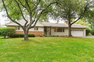 Edina Single Family Home For Sale: 6937 Southdale Road
