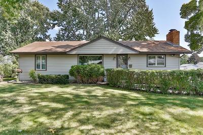 Bloomington MN Single Family Home For Sale: $275,000