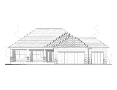 Ham Lake Single Family Home For Sale: 3239 Constance Boulevard NE