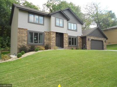 Apple Valley MN Single Family Home For Sale: $382,000