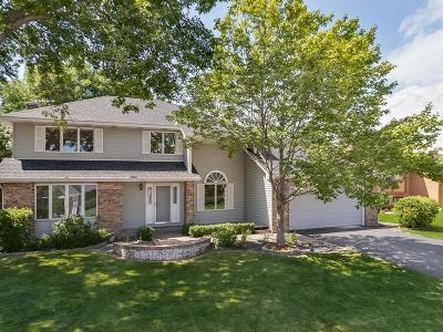 Apple Valley Single Family Home For Sale: 15677 Highview Drive