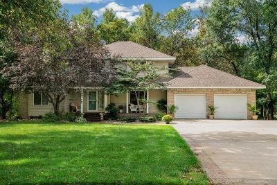 Ramsey Single Family Home For Sale: 15672 Juniper Ridge Drive NW