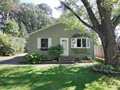Forest Lake MN Single Family Home For Sale: $167,000