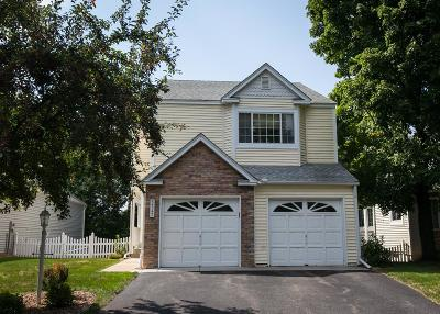 Shoreview Condo/Townhouse For Sale: 5747 Donegal Drive