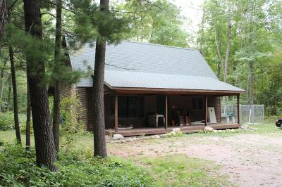 Nisswa MN Single Family Home For Sale: $157,900