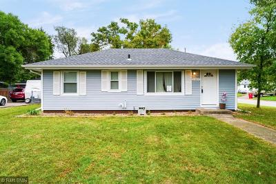 Coon Rapids Single Family Home Contingent: 11801 Juniper Street NW