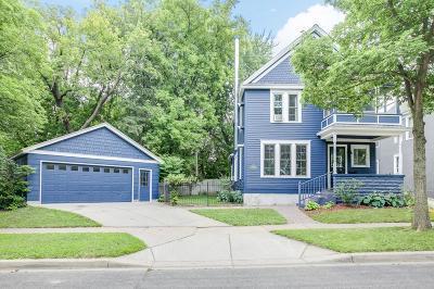 Saint Paul Single Family Home For Sale: 410 Cherokee Avenue