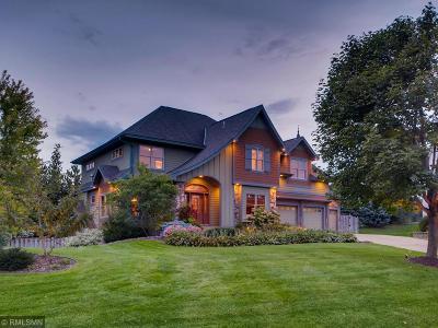 Medina Single Family Home For Sale: 3905 Linden Court
