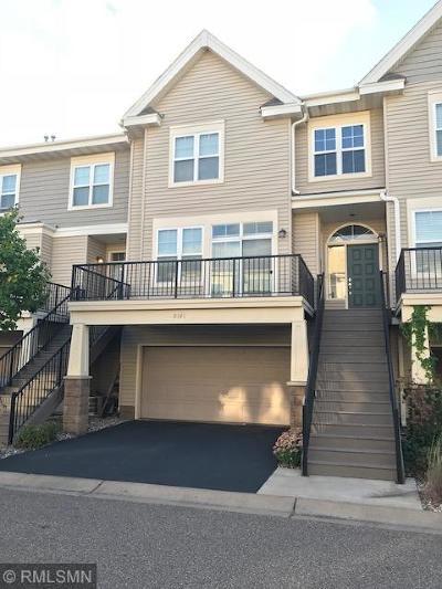 Maple Grove Condo/Townhouse For Sale: 8141 Magnolia Lane N