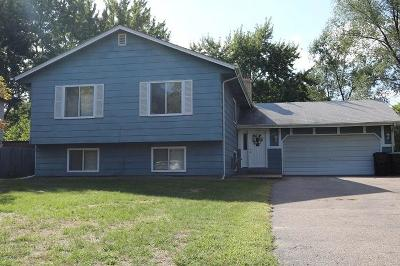 Coon Rapids Single Family Home Contingent: 11662 Narcissus Street NW