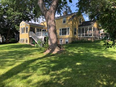 Edina Single Family Home For Sale: 4909 Sunnyside Road